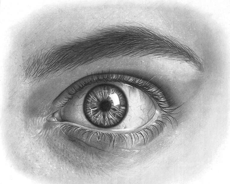 How to Draw Eyes: Step by Step Realistic Eye Drawing Tutorial