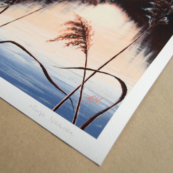 giclee with signature